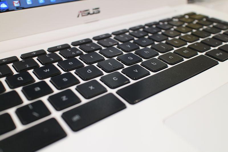 Chromebook C300MAキーボード