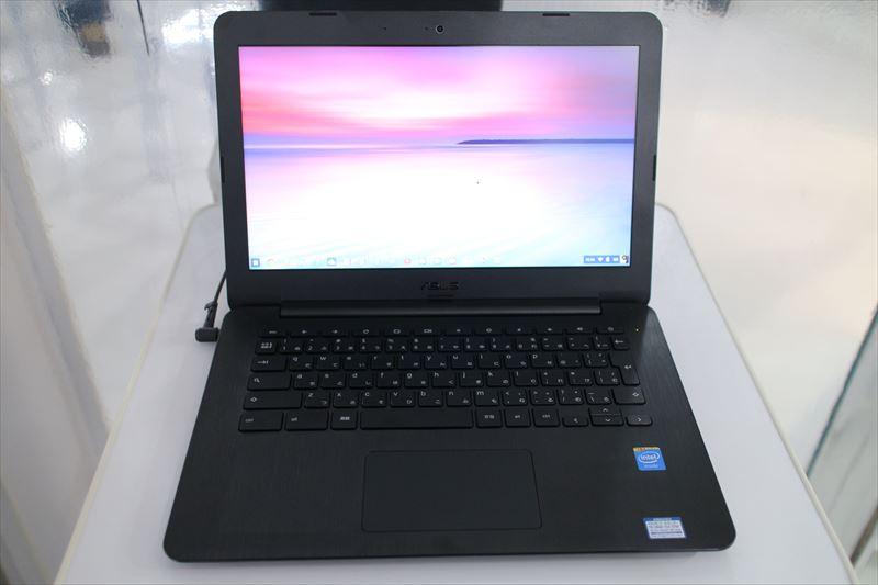 Chromebook C300MA-Black