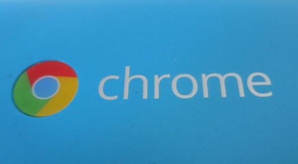 Chromebookマーク